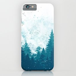 Forest of Imagination iPhone Case