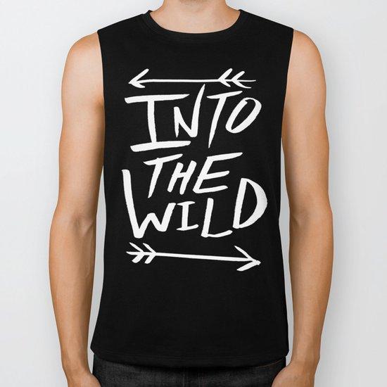 Into the Wild II Biker Tank
