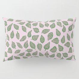 Fittonia Leaves Pillow Sham