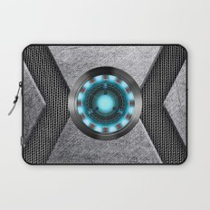 metalic reactor Laptop Sleeve