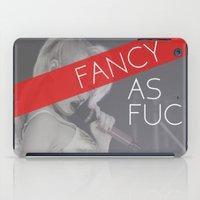 fancy iPad Cases featuring Fancy by Randall Hansen