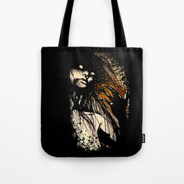 Wind Walker Tote Bag