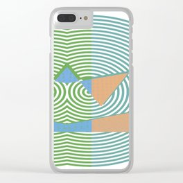 Eye Wonder #19 Clear iPhone Case