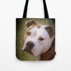 Hunde Augen Tote Bag