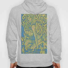 Attack Of The 50 Foot Snatch Monster  Hoody