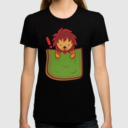 Lion_in_the_Pocket T-shirt