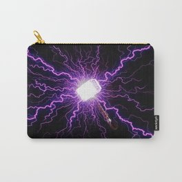 Hammer Of Thunder Carry-All Pouch