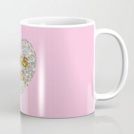 Lucent Heart (Kiss Me) Coffee Mug