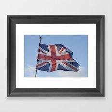 Britain Framed Art Print