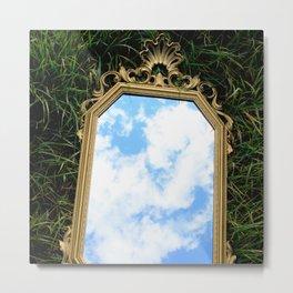 Window to the Sky  Metal Print