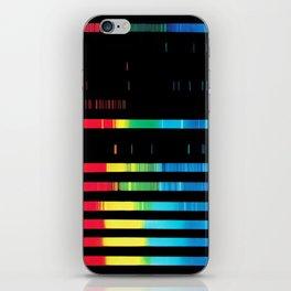 Spectroanalysis iPhone Skin