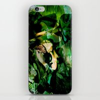 witchcraft iPhone & iPod Skins featuring Witchcraft by Artwork-Fusions