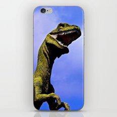 Aruba's T-Rex iPhone & iPod Skin