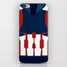 Defender Suit iPhone Skin