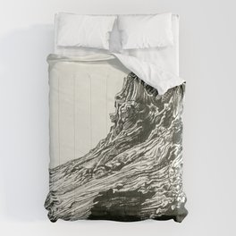 Abrupt Comforters