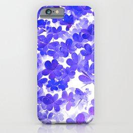 Clover XI iPhone Case