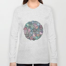 Jellyfishes Long Sleeve T-shirt