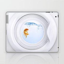 (Very) Clean Goldfish Laptop & iPad Skin