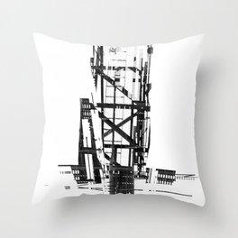 Tower Throw Pillow