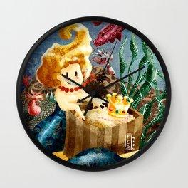 A Maruxaina Wall Clock