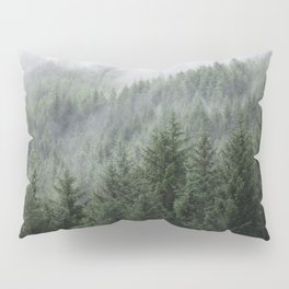 Fog Forest Pillow Sham