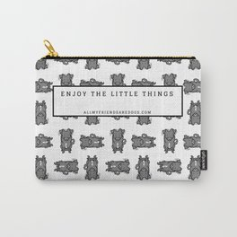 Borges the Mixed Breed Carry-All Pouch