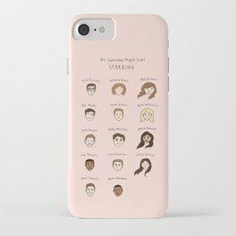 Cutie Pies of SNL iPhone Case