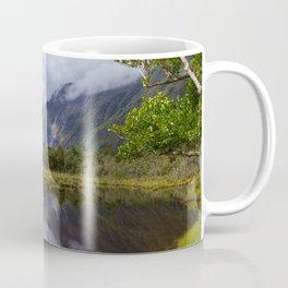 View on Fox Glacier. West Coast, New Zealand Coffee Mug
