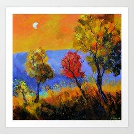 Autumn 88711 Art Print