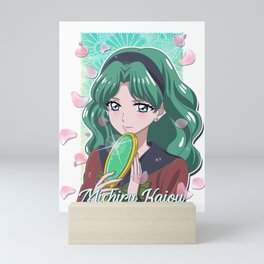 Michiru Kaiou Crystal Mini Art Print