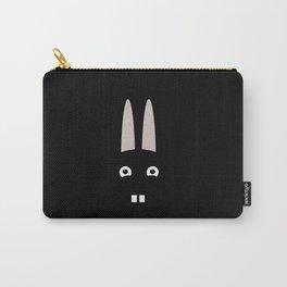 Ninja Bunny Carry-All Pouch