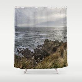 Light on the Horizon Shower Curtain