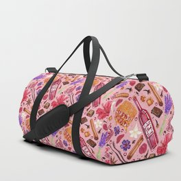 Love Potion Ingredients Duffle Bag