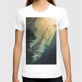 Mysterious Realm T-shirt