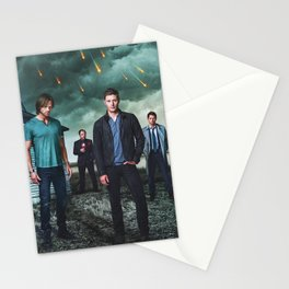 Supernatural Season 9 Promo  Stationery Cards