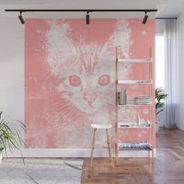 cat years wspw Wall Mural