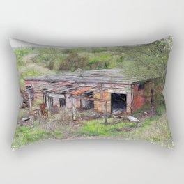 Renovation Required Rectangular Pillow