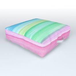 Watercolour Wash Outdoor Floor Cushion