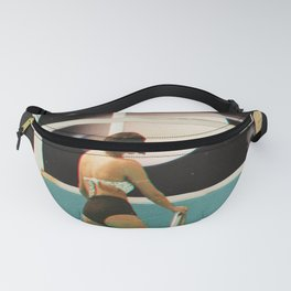 We are being watched Fanny Pack