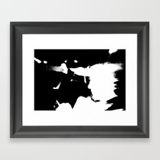 Solar Eclipse  Framed Art Print