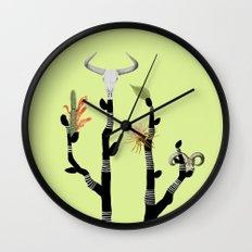 we always hope Wall Clock