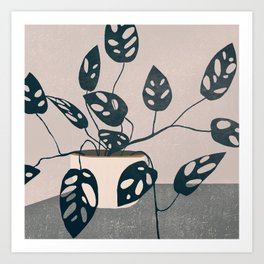 Plant 10 Art Print