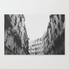 Paris Nº8 Canvas Print