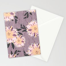 Fancy Floral Stationery Cards