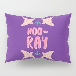 Hoo-RAY! Pillow Sham