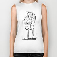 fifth element Biker Tanks featuring The Fifth by 5wingerone