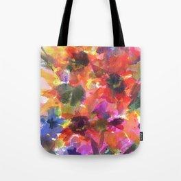 Sunflower Carnival Tote Bag