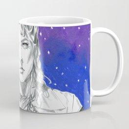 Space Warrior Coffee Mug