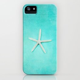 starfish-2 iPhone Case