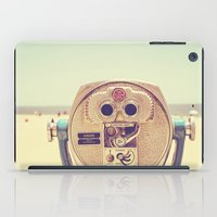 miles davis iPad Cases featuring Miles and Miles by Melanie Alexandra